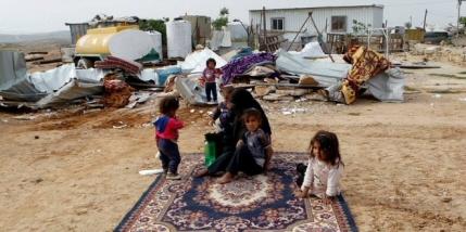 Demolitions in Umm Al-Kheir village, Southern Hebron Hills