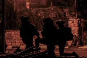 Ramallah soldrs