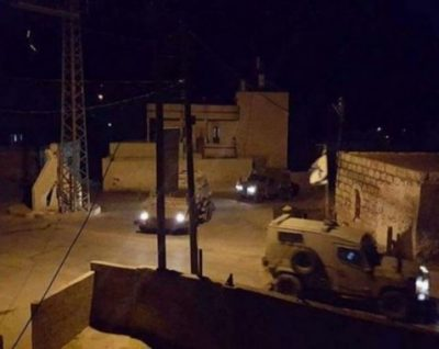 Israeli forces hit Gaza following rocket launch