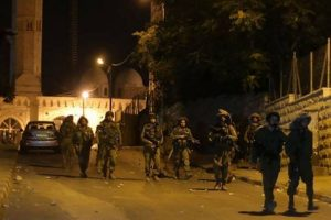 nablus soldiers