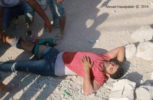 Gaza Injured