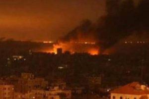 Gaza shelling 1