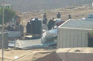 demolish Um al-Kheir A