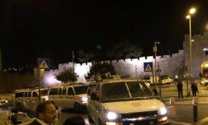 police Elian funeral 1