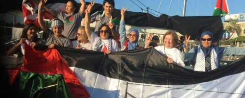 Women's Boat to Gaza