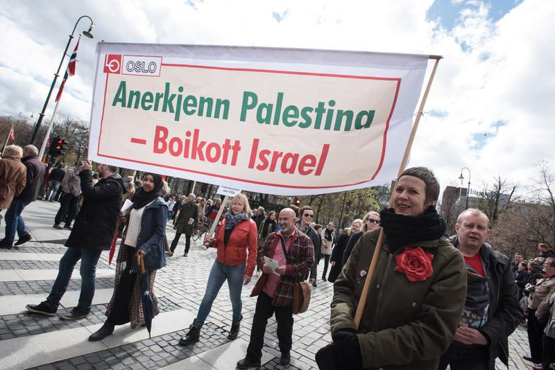 Norway israel boycott celebrity