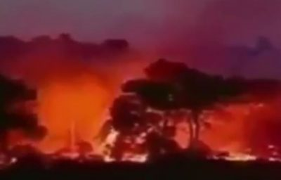 12 arrested over Haifa fires