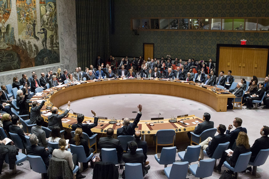 UN vote (image from UN)