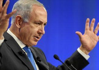 Netanyahu (image from wikimedia)