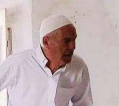 Religious elder rammed