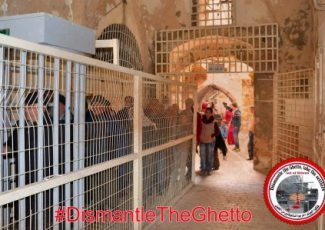 Dismantle the Ghetto campaign