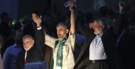 Hamas military hardliner elected group's Gaza chief