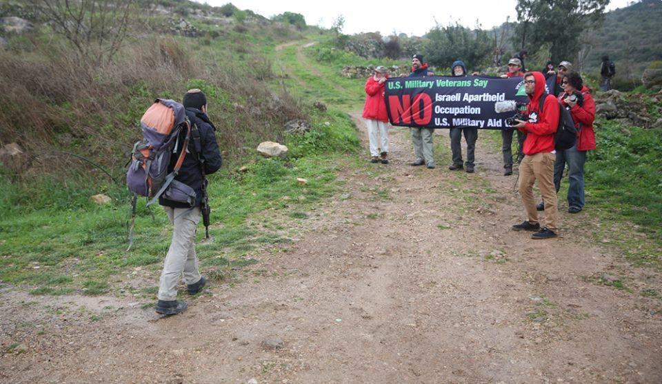 Nabi Saleh protest March 3rd 2017