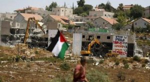 High Representative to the EU: Settlements are an Obstacle to Peace