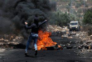 Kufr Qaddoum Marks Six Year Intifada against Israeli Occupation