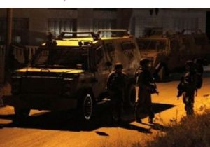 """PPS: """"Israeli Soldiers Abduct Nine Palestinians In The West Bank"""""""