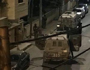 Israeli Soldiers Abduct Six Palestinians In Tulkarem