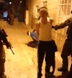 """PPS: """"Israeli Soldiers Abduct Eighteen Palestinians In The West Bank"""""""