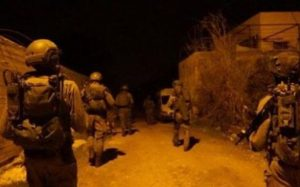 """PPS: """"Israeli Soldiers Abduct 25 Palestinians In The West Bank"""""""