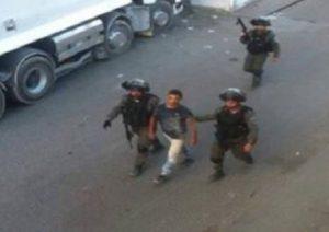 Israeli Soldiers Abduct Eight Palestinians In Jenin, Qalqilia, Tulkarem And Jerusalem