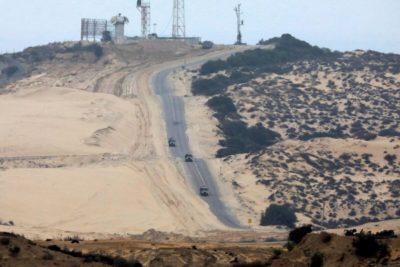 Gaza Border (archive image)