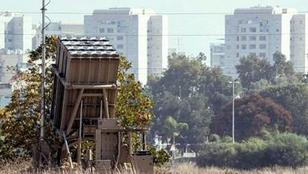 Iron Dome Deployed Amid Threats From Gaza-Based Terror Group