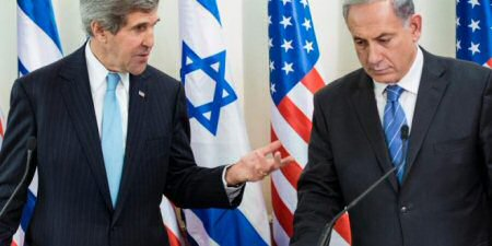 Jerusalem Slams Kerry Recording On Peace Process