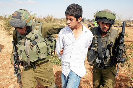 Palestinian teen indicted for slapping IDF soldiers in incident caught on video
