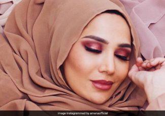 Amena Khan (from official Amena Khan Instagram)