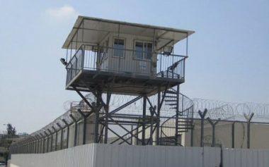 Etzion military base (archive image)
