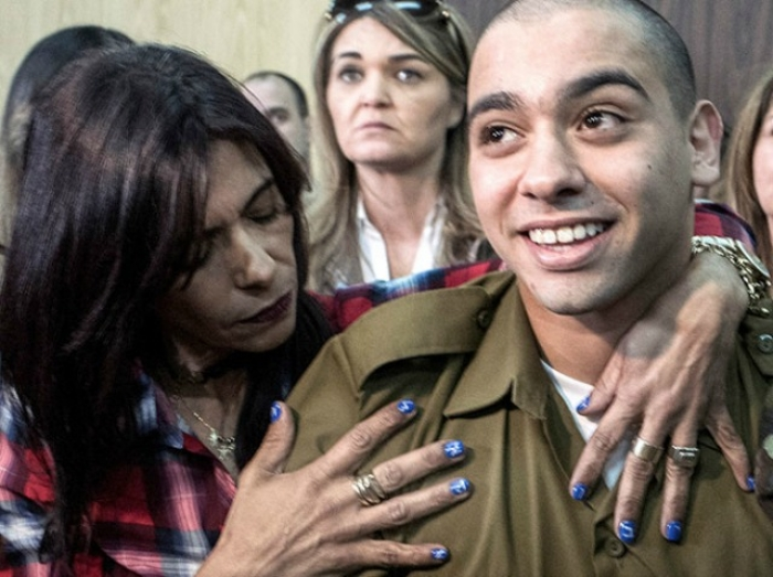 Palestinian teen gets prison for slapping Israeli soldier