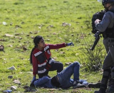 Palestinians: 19-year-old killed in West Bank clashes