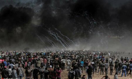 Israeli criticism of journalists on Gaza border conflicts with video