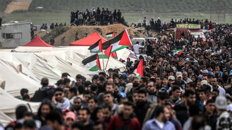 Uruguay condemns Israeli killing of 16 Palestinians along Gaza border