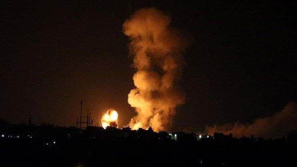 gaza-airstrike