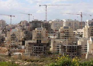 Settlements (source: al-Anadalou news agency
