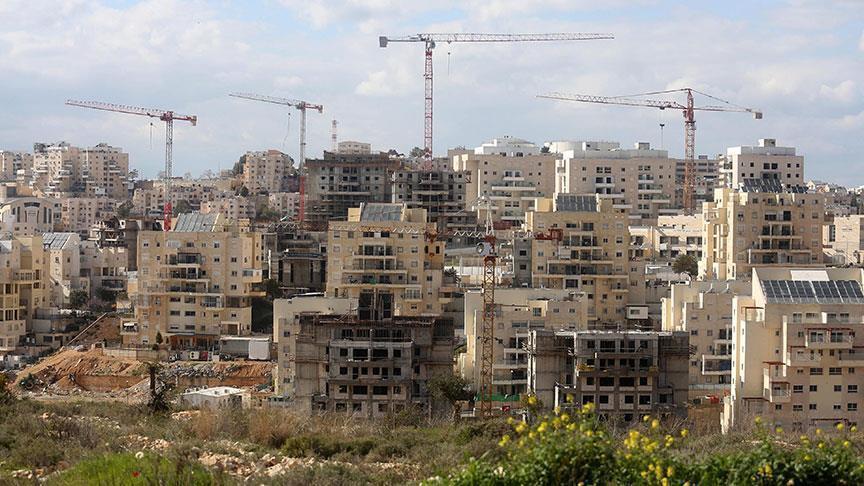 Settlements (source: al-Anadalou news agency