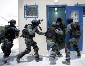 Israeli Forces Raid Ashkelon Prison