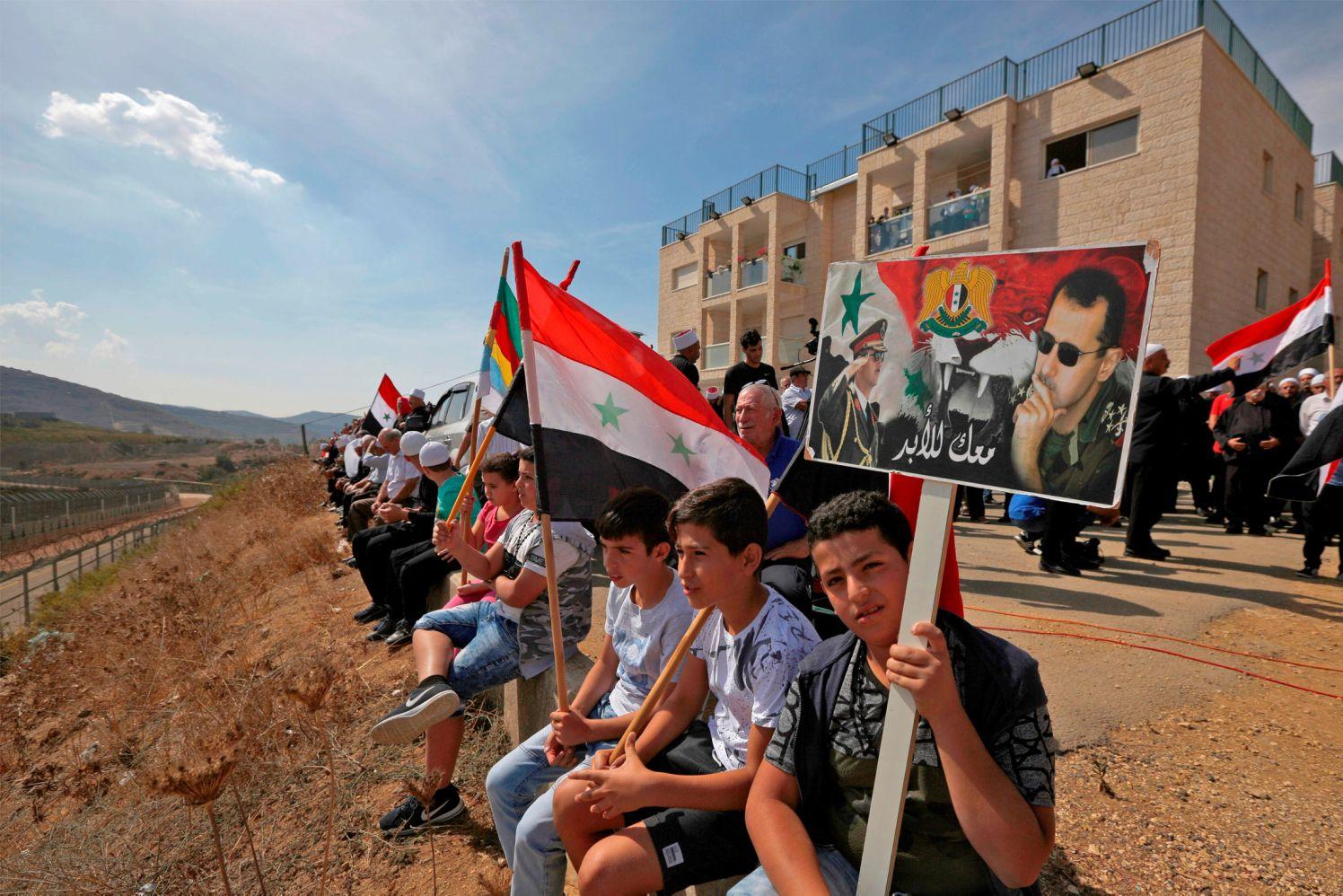Druze protests