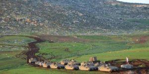 Army Destroys Jordan Valley Farmland