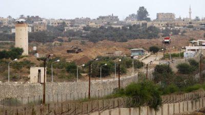 Rafah Border Wall
