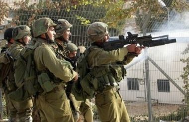 Palestinian Farmers near Hebron Suffocate after Israeli Forces, Settlers Attack