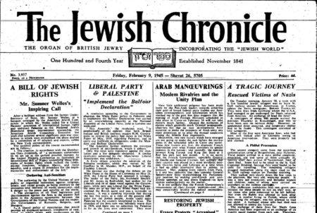 Jewish Newspaper Apologizes to pro-Palestine Charity– IMEMC News