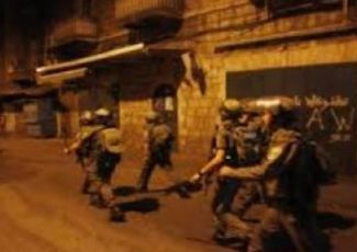 Israeli night raid (archive image)