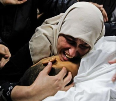 "» Dr. Al-Kaila: ""One-Third Of The Slain Palestinians Are Women And Children""– IMEMC News"