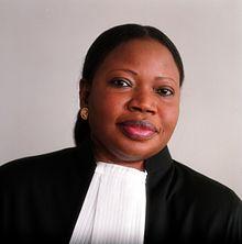 ICC Prosecutor Fatou Bensouda