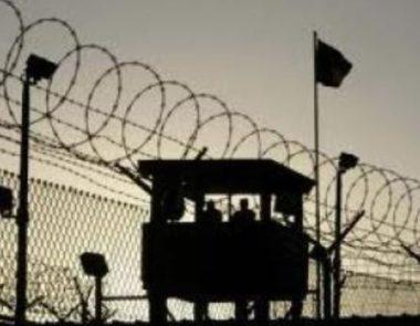 Israeli prison guard tower (archive image)