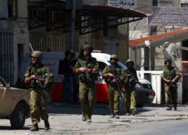 Soldiers Abduct One Palestinian, Injure Many Schoolgirls, In Jerusalem