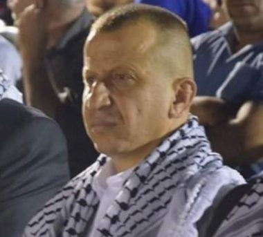 Fateh Secretary In Jericho Receives Six Month What The Jews Call