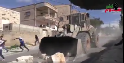Bulldozer - screenshot from video